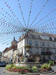 Arbois in Jura, France