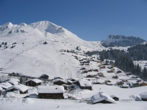 Chalet Balaena Apartment to Rent