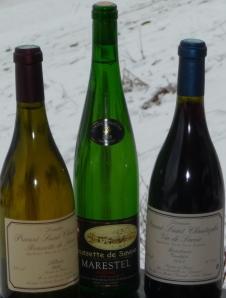 Fine Savoie wines