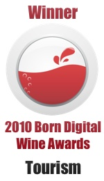 Born Digital Wine Awards Winner
